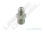Fitting - Oil Drain Pan Fitting 3/8 NPTM X Med FM