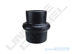 Hose - Hump For Non Aftercooled Engine U-Pipe to Intake Adapter