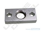 Oil Drain Block - Marine Turbo 6E043
