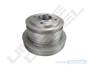 Pulley - Crankshaft