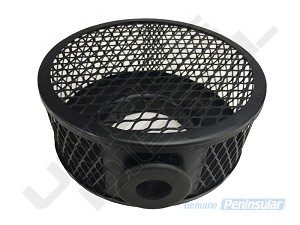 Air Cleaner Assembly With Internal Vent