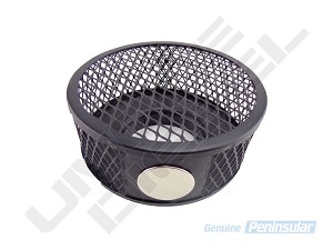 Air Cleaner Assembly With External Vent