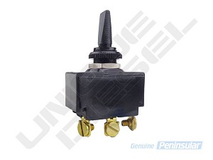 Switch - Three Position For Glow Plug Timer Control