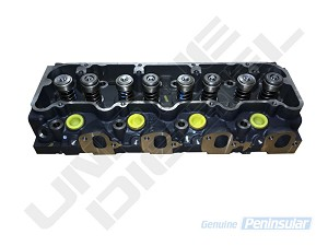 Cylinder Head - New Replacement Updated Turbo